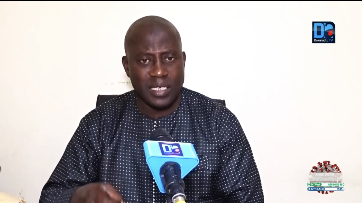 Non-respect des engagements de l'État : Abdou Faty, SG du SELS / Authentique au front contre les ministres de Macky Sall et menace…
