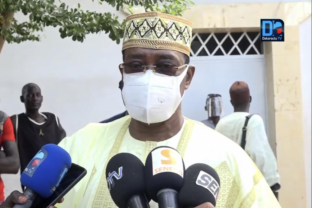 Décès de Me Khassimou Touré : Me Madické Niang rend hommage à un jeune frère, un ami engagé au service de Cheikh Ahmadou Bamba.