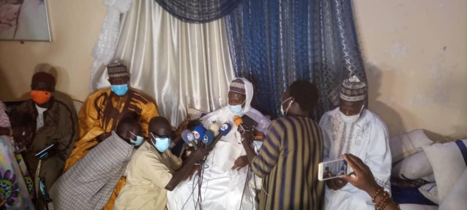 Médina Baye : La déclaration du porte-parole a fuité bien avant son face-à-face avec la presse.