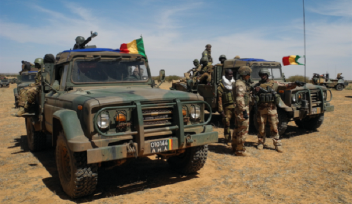 Attaque jihadiste dans le centre du Mali : Le  bilan s'alourdit et passe à dix soldats tués...