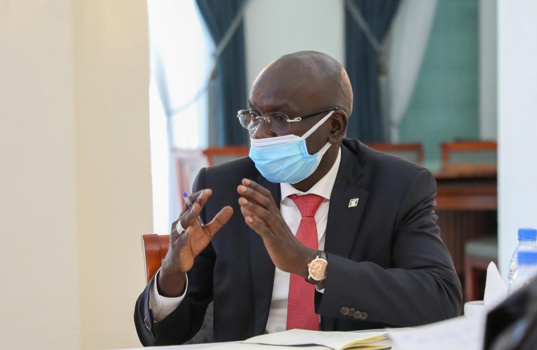 Mémorial de Gorée : le Chef de l'Etat enjoint l'Apix à travailler avec l'Agetip pour renforcer la cohésion d'ensemble