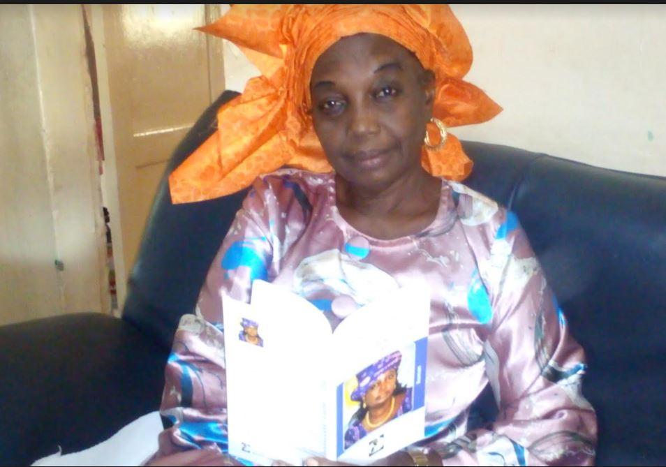 KOLDA : Adja Gnagna Fall Ba se confesse dans son roman « le petit carnet d'une colombe. »