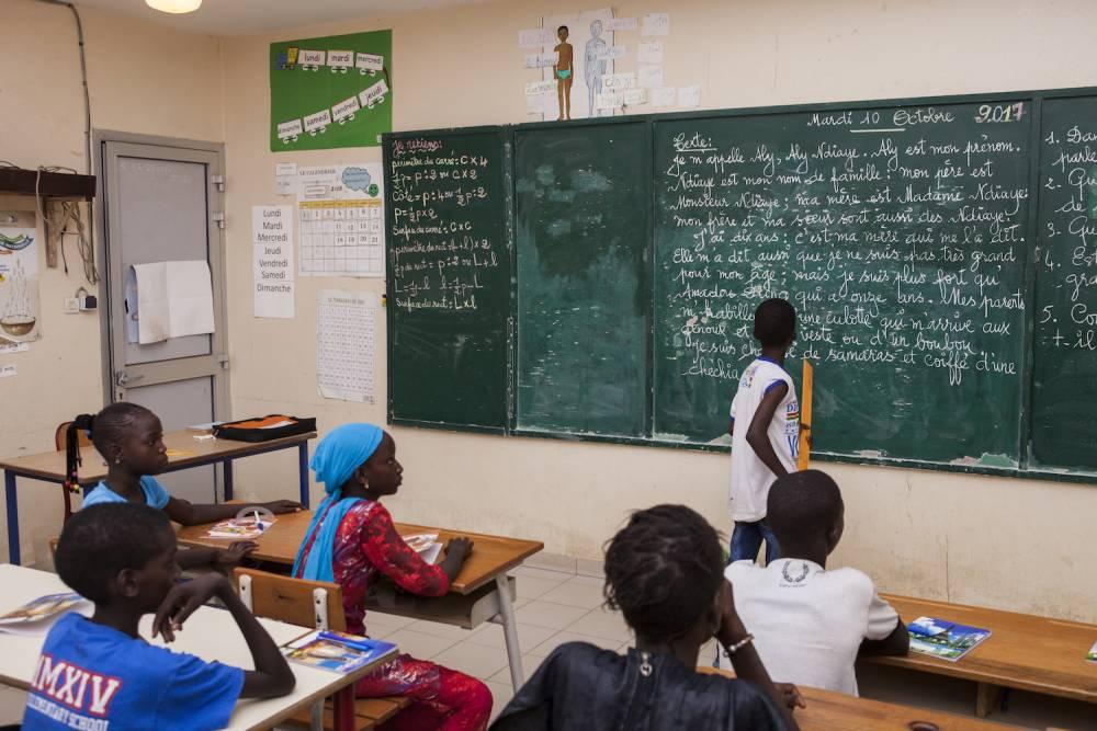 IA Dakar/Enseignement élémentaire : Les cours de l'après-midi suspendus jusqu'à nouvel ordre.
