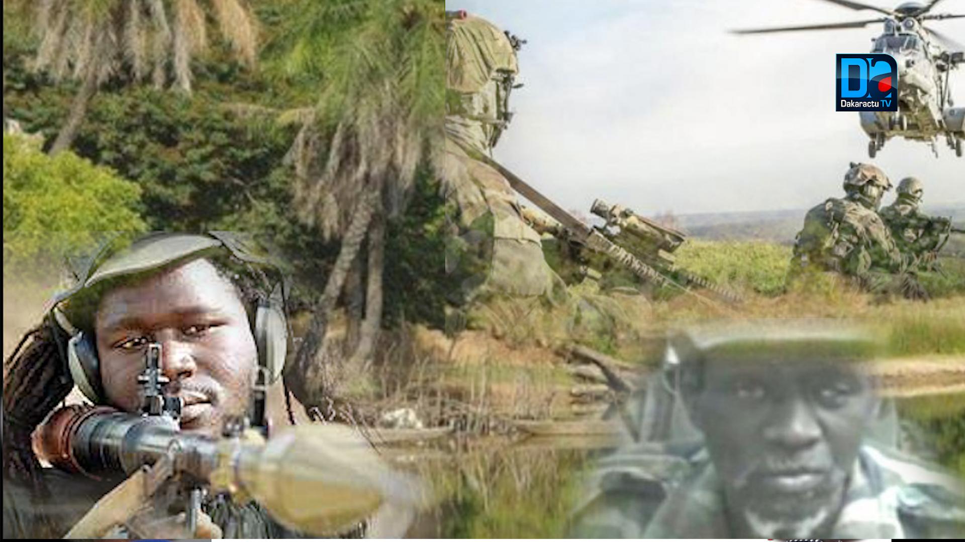 RATISSAGE DE L'ARMÉE DANS LE DÉPARTEMENT DE GOUDOMP : Focus sur le camp du front Sud-Est fondé par feu Ousmane Niantang Diatta