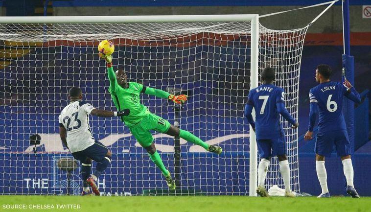 Premier League / Chelsea : Édouard Mendy retrouve son aura avec trois « Clean sheets » d'affilée !