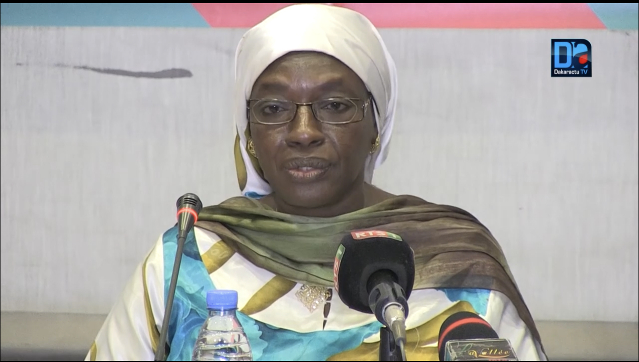 Union Africaine : Seynabou Ndiaye Diakhaté élue.