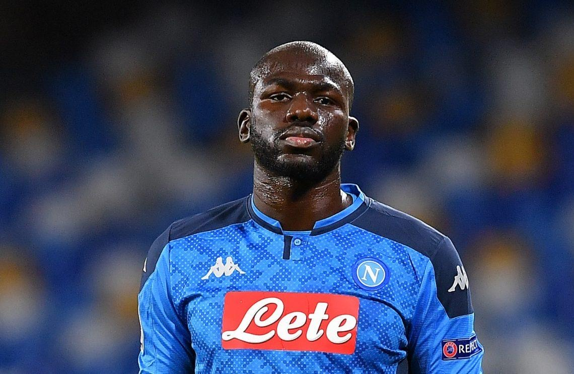 Naples : Kalidou Koulibaly testé positif à la Covid-19.