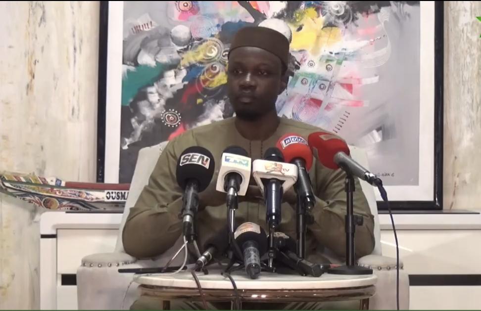 Affaire « Sweet Beauté » Sonko s'explique sur sa présence sur les lieux, refuse de déférer à la convocation de la SR et prépare ses militants « au combat »