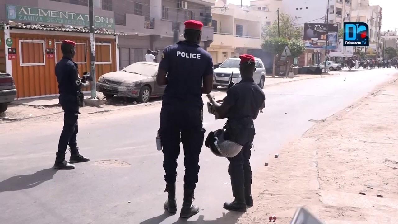 Manifestations des « Pro Sonko » : Comment la police compte retrouver les casseurs.
