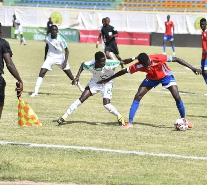 UFOA-A / U17 : Les Lionceaux face à la Mauritanie pour une place en demi-finale…