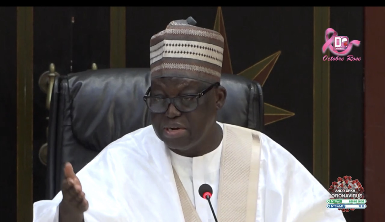 Assemblée nationale : Une réunion d'information convoquée ce jeudi.