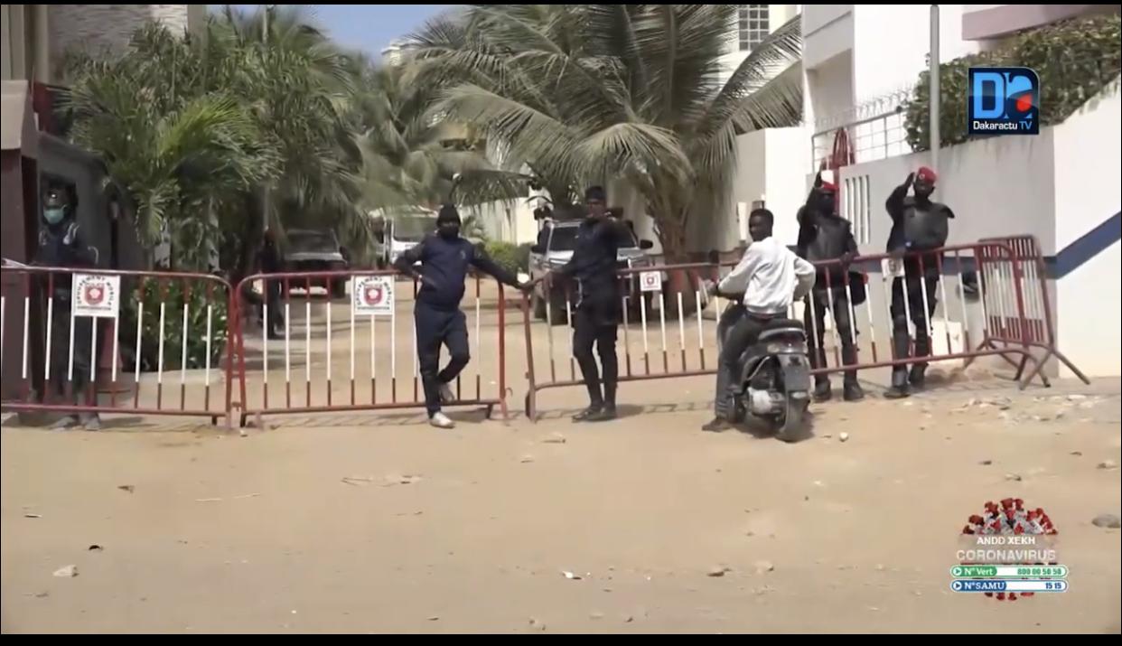 Globe-trotter chez Ousmane Sonko : État des lieux et constat au lendemain des manifestations.