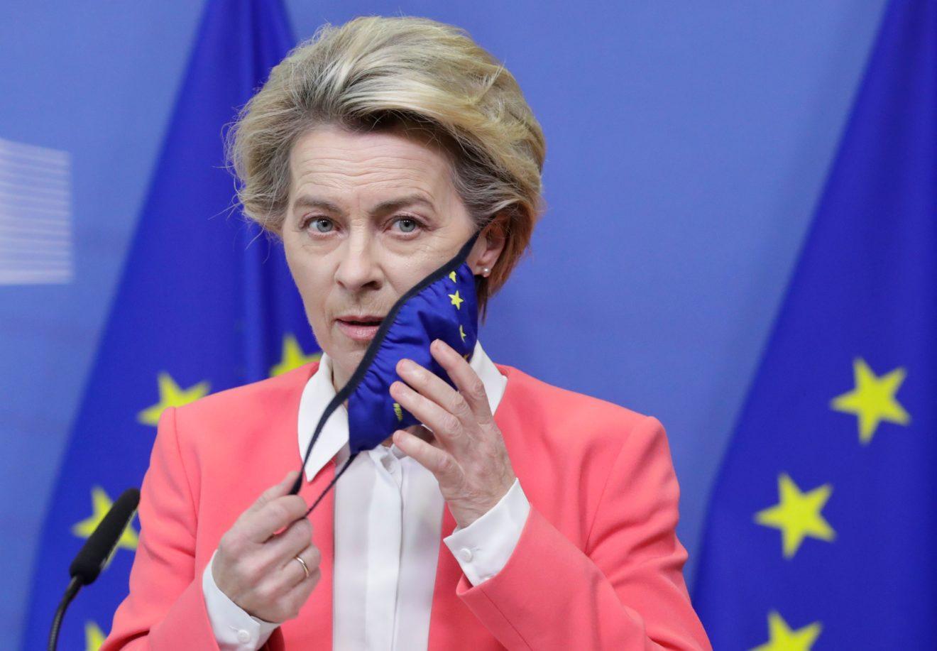 Défaillances et retards dans la vaccination contre la Covid-19 : Le mea-culpa de Ursula von der Leyen, présidente de la commission de l'Union Européenne.