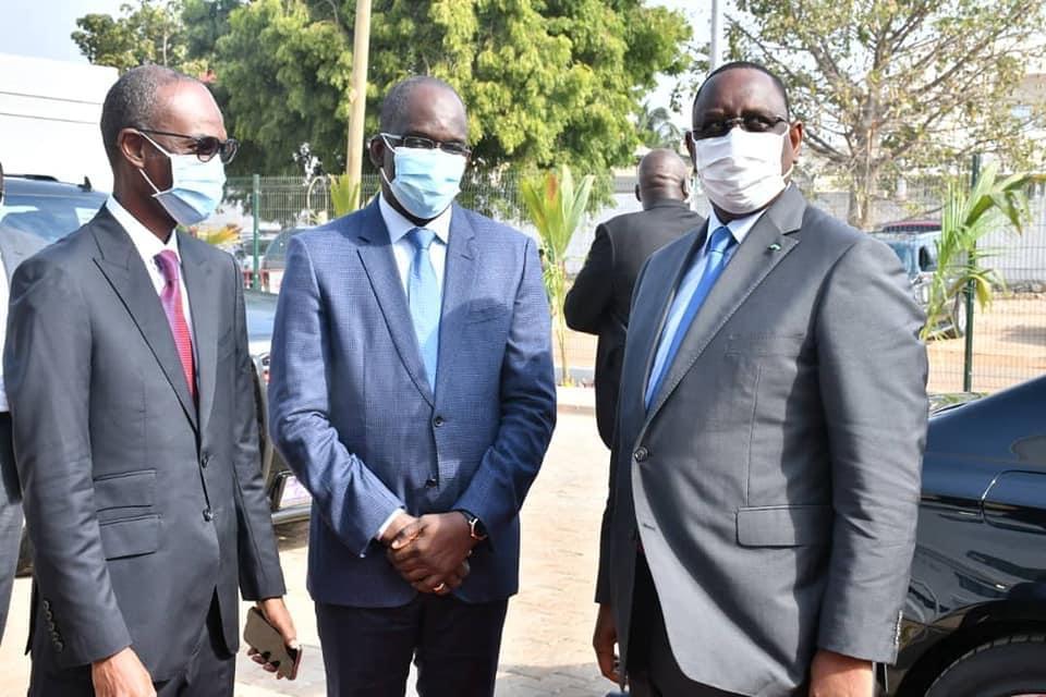 Covid-19 : Le Sénégal, classé 19e dans  le Top 20 des pays d'Afrique les plus contaminés...