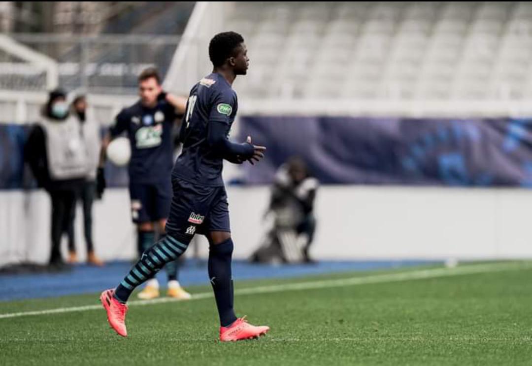 Coupe de France / Marseille : « Bamba Goal » a ouvert son compteur avec L'OM !
