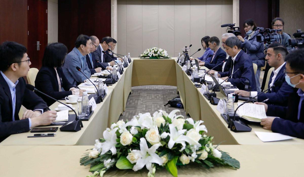 Huawei annonce l'ouverture d'un laboratoire d'innovation minière à Taiyuan