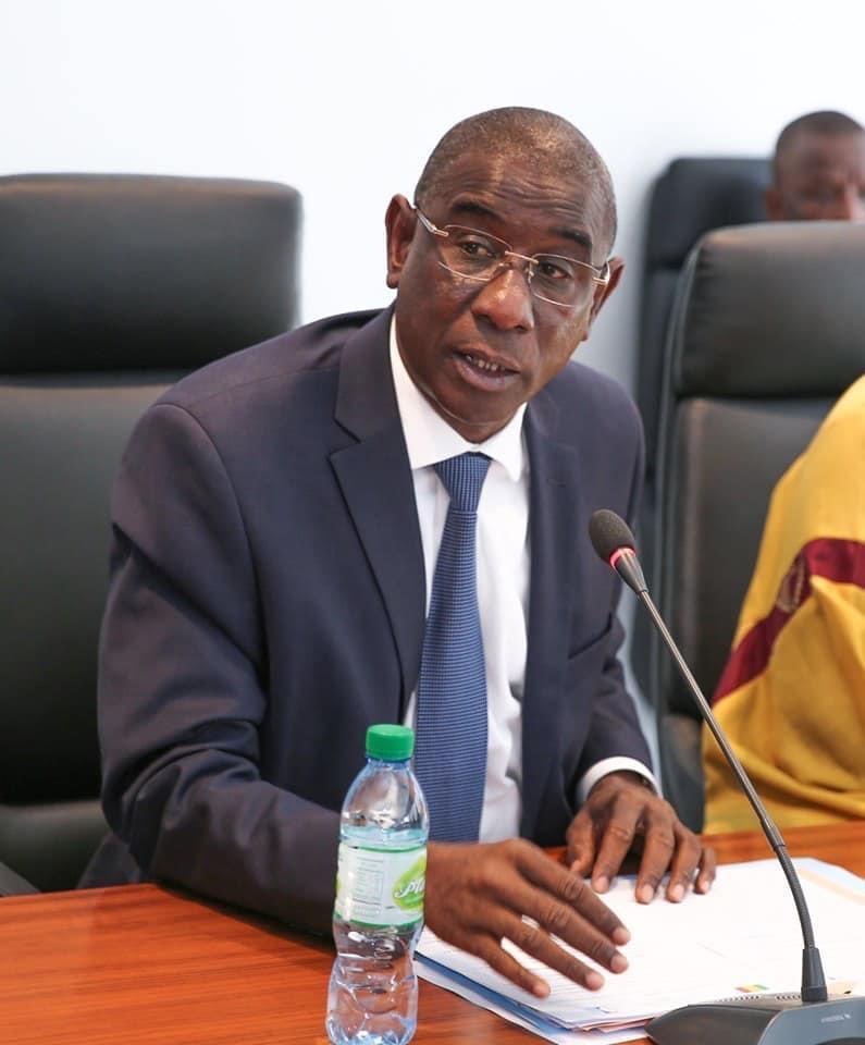 Education nationale : Mamadou Talla insiste sur le respect du protocole sanitaire dans les écoles.