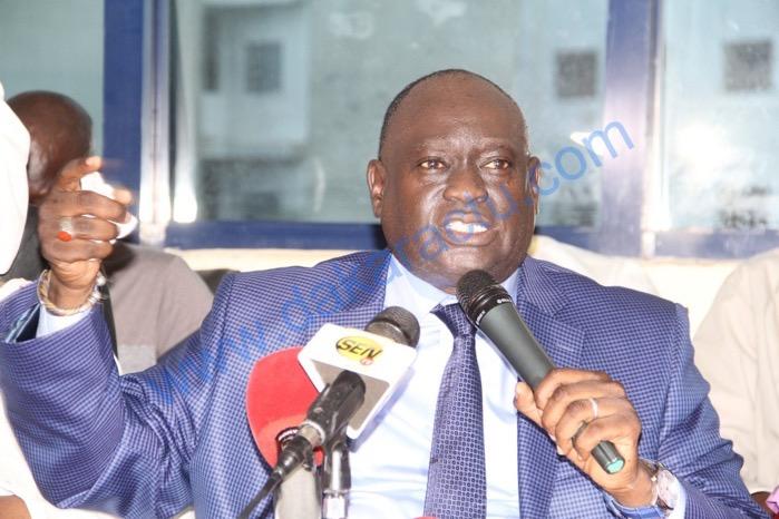Me El Hadji Diouf réplique : « Aucun avocat de Ousmane Sonko ne peut encore accéder au dossier. (...) Il y'a bel et bien un prélèvement de sperme »