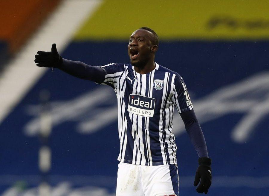 Premier League / West Bromwich : Mbaye Diagne ouvre son compteur contre Manchester United.