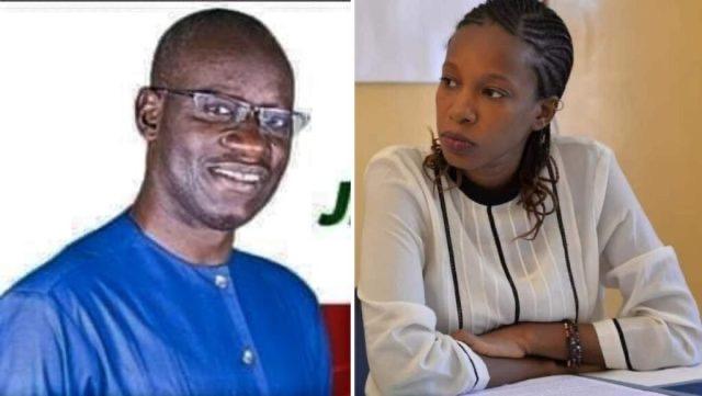 Arrêtés devant la Prison du Cap Manuel : le coordinateur de Pastef à Dakar, Abass Fall, et Fatima Mbengue du Frapp libres.