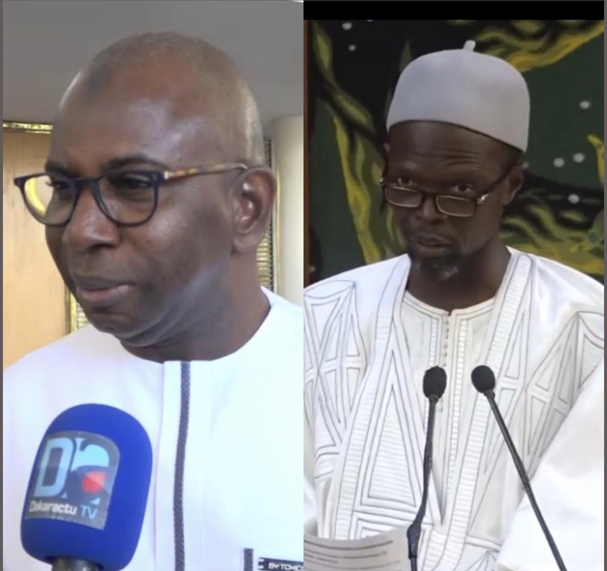Affaire Ousmane Sonko / Commission Ad hoc : Le pôle de l'opposition représenté par Moustapha Guirassy et Serigne Cheikh Mbacké Bara Dolly.