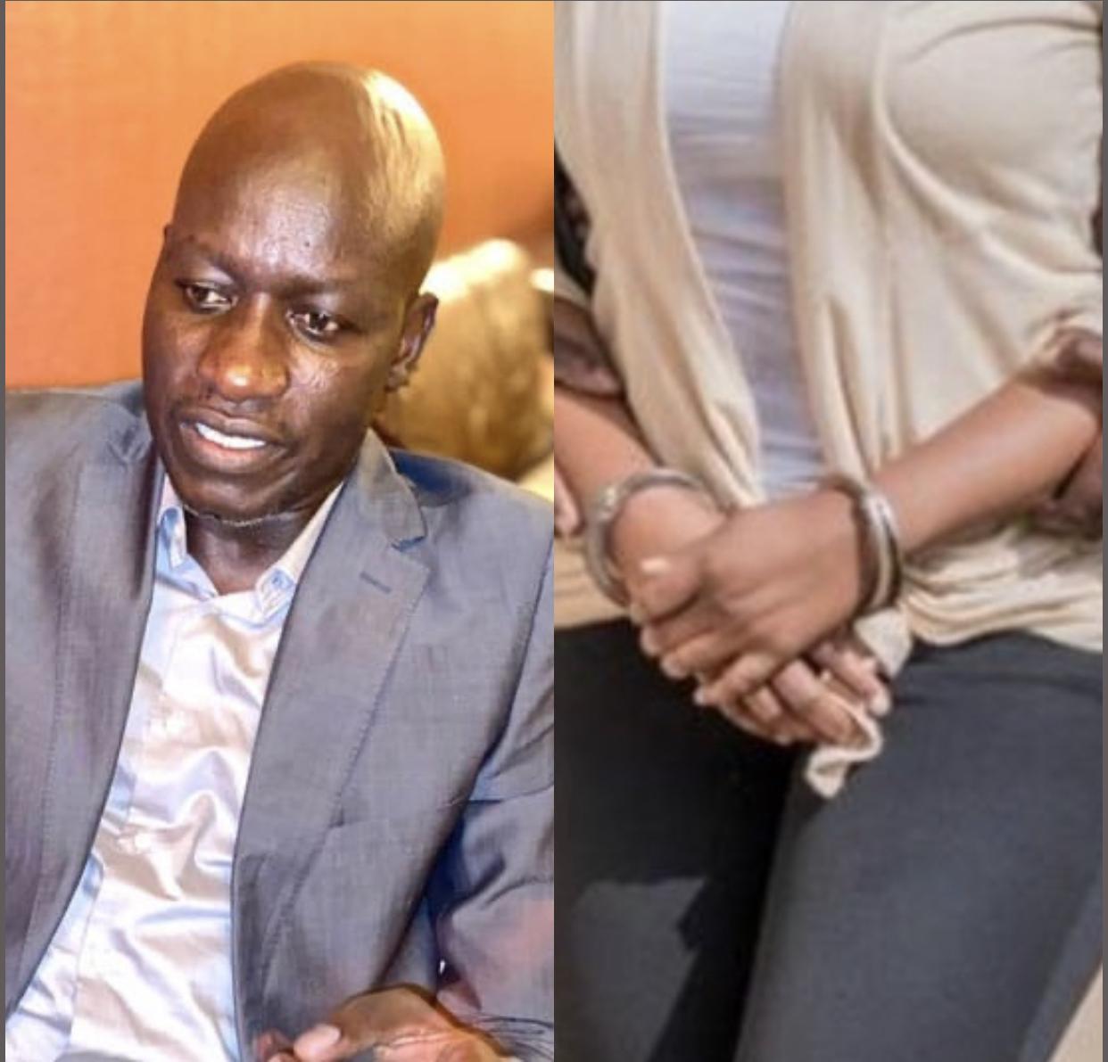 Envois de messages injurieux à de hautes autorités de l'État : Les faits graves reprochés à Patricia Mariame Ngandoul, l'épouse de Birame Soulèye Diop et Abass Fall coordinateur Pastef à Dakar.