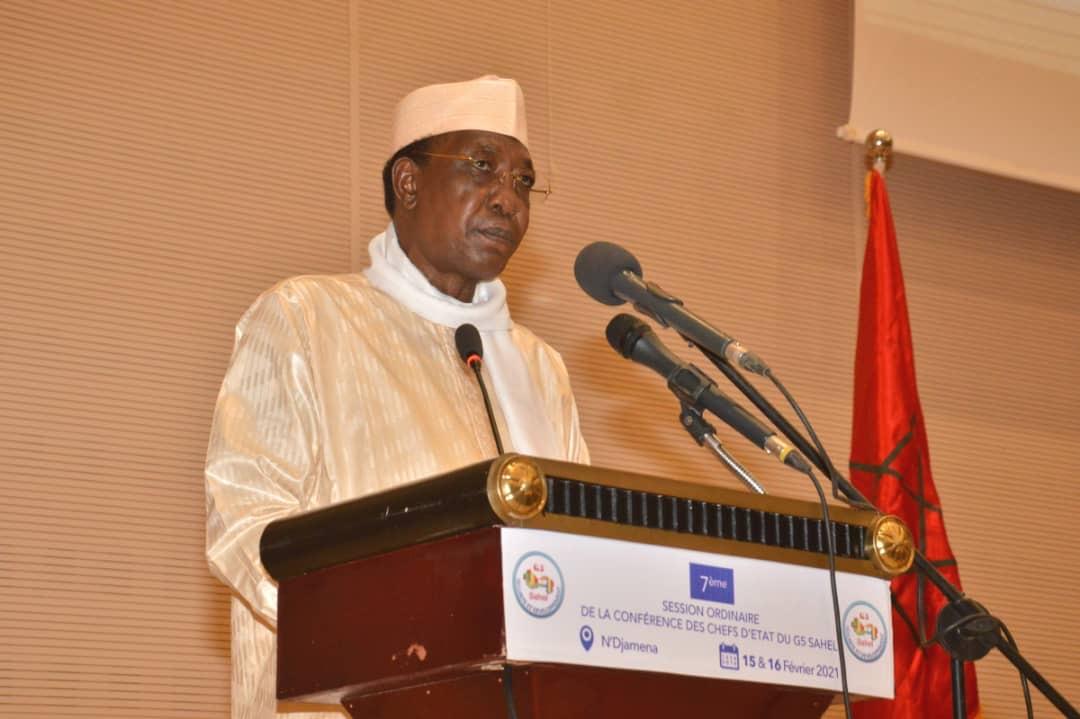 Sahel / Zone des trois frontières : le président Tchadien renforce l'effectif de 1.200 soldats pour traquer les terroristes en maître dans la zone.