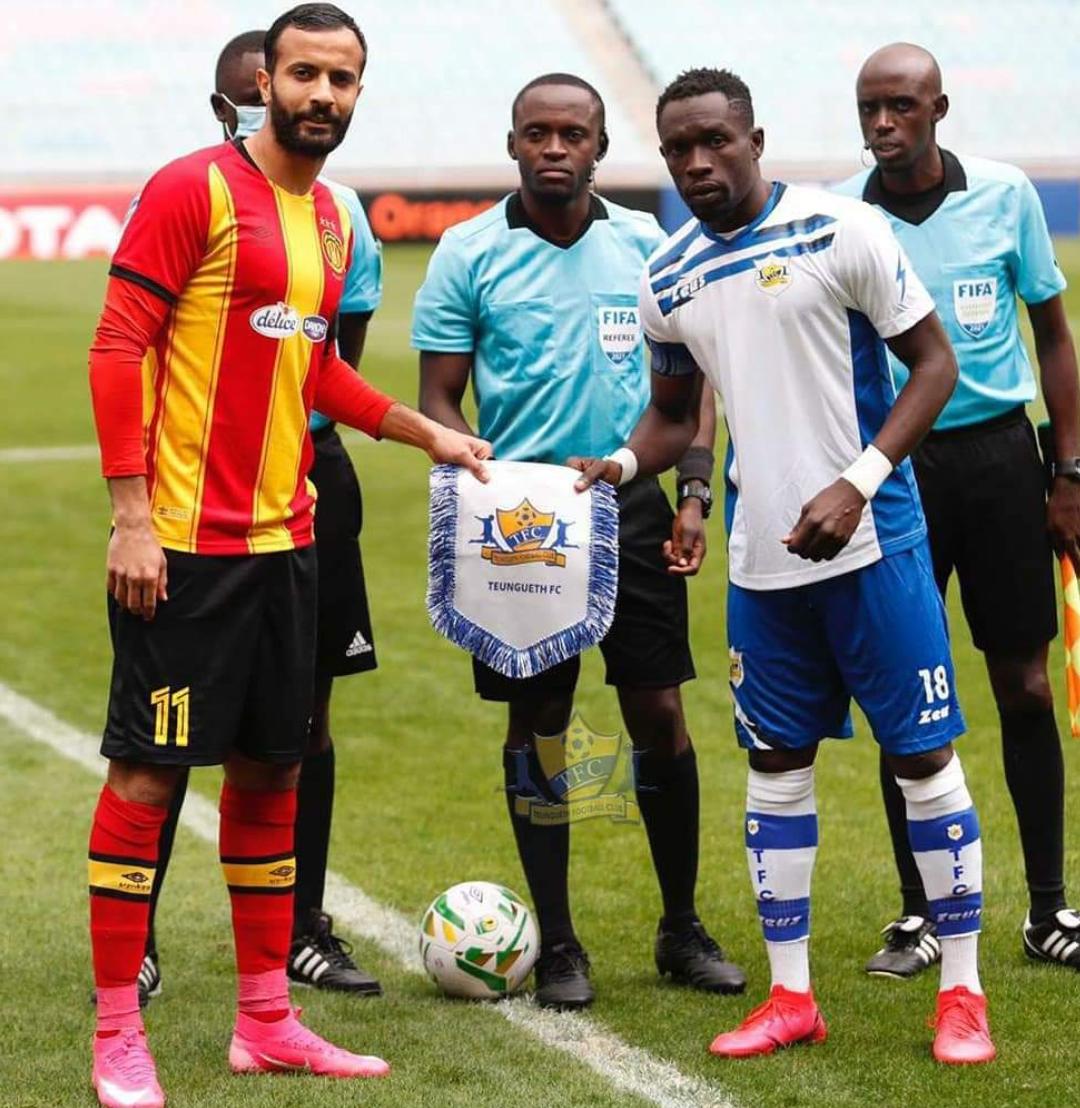 Ligue des Champions CAF : Teungueth FC introduit une lettre pour contester le pénalty accordé à l'Espérance Tunis.