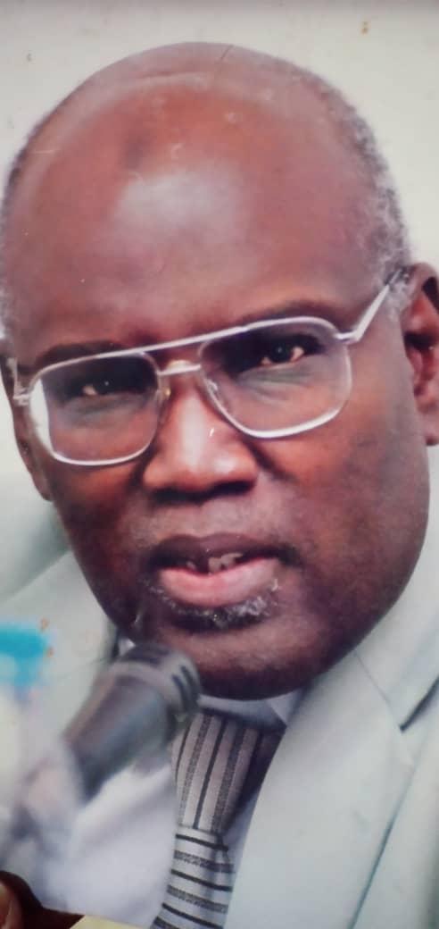 Nécrologie : L'ancien ambassadeur du Sénégal Mamadou Sow est décédé.