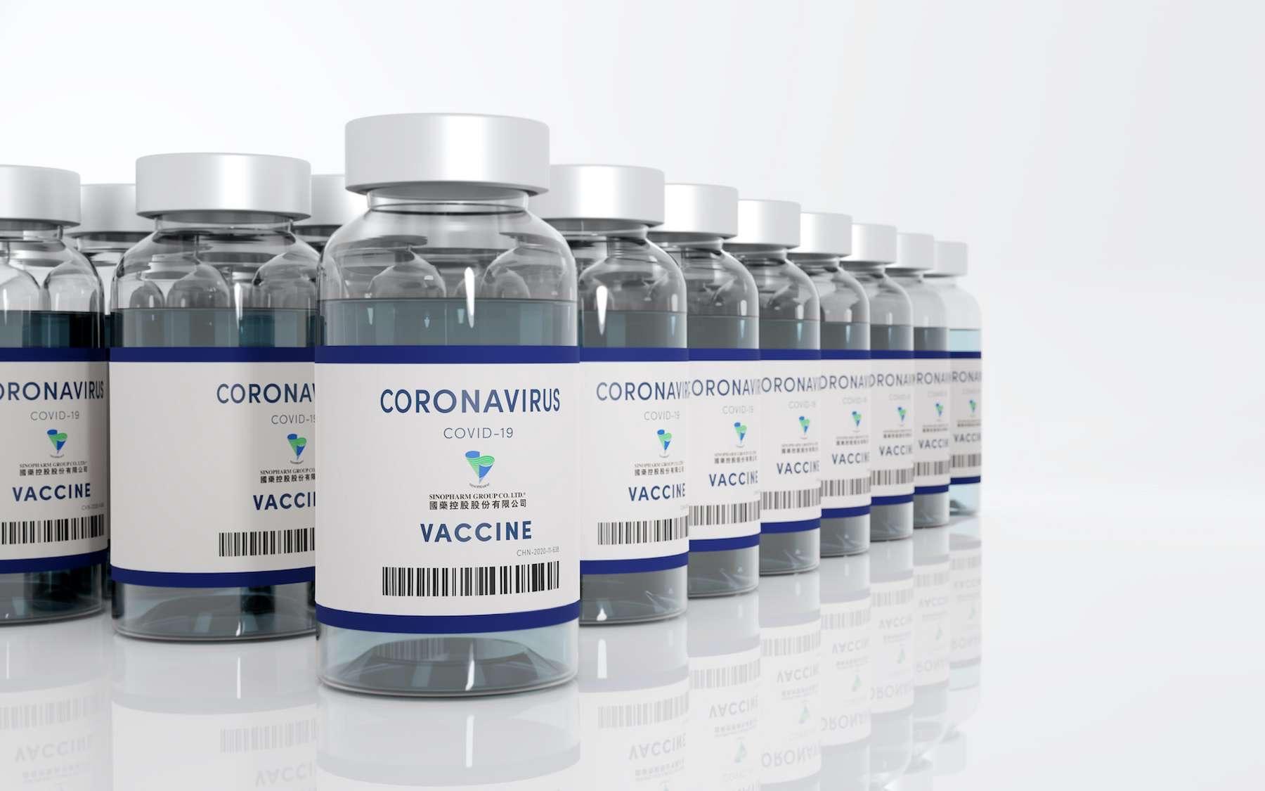 Campagne de vaccination contre la Covid-19 au Sénégal : les doses chinoises arrivent ce mercredi.