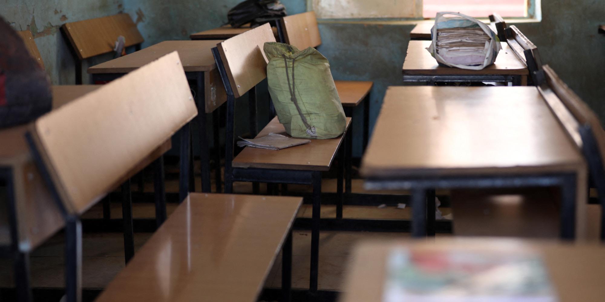 Nigéria : Enlèvement d'une centaine d'élèves et professeurs d'un pensionnat situé au Nord du pays.