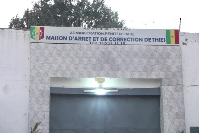 Affaire Mbour4 extension : Le président et le vice président du collectif passent leur première nuit carcérale.