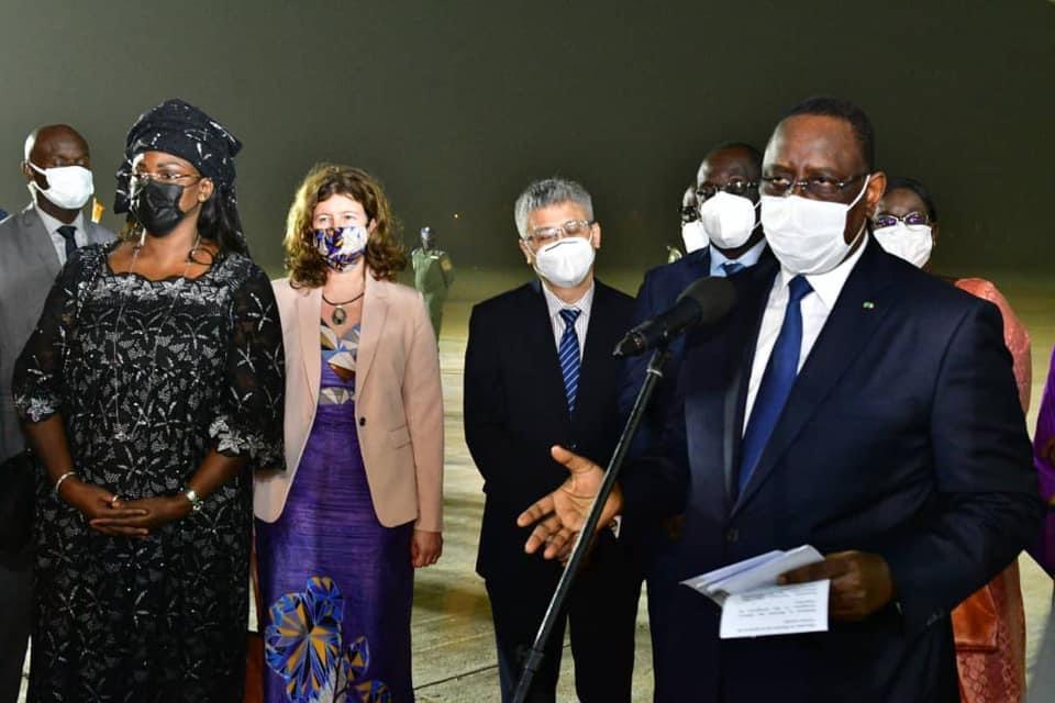 Laboratoires producteurs de vaccins anti-covid-19 : «L'IPD se positionne...» (Président Macky Sall)