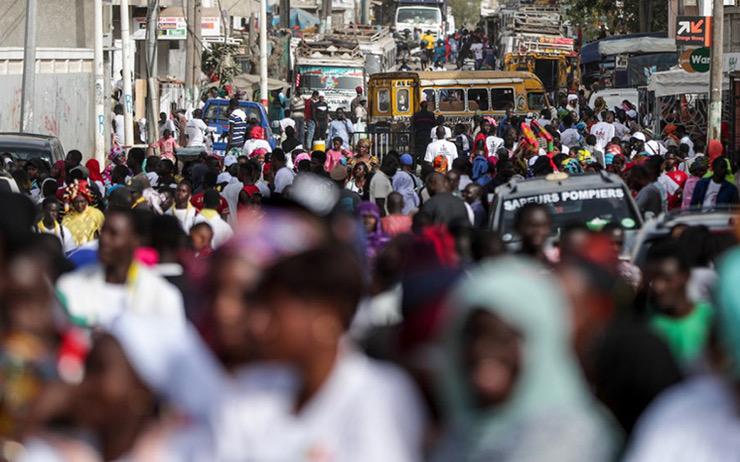 Le rapport «paresseux»  sur la Population du Sénégal.