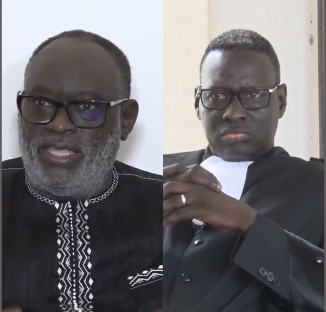 « Une information judiciaire contre X ne signifie pas forcément que l'auteur n'est pas connu. Il s'agit bel et bien de Ousmane Sonko » (Avocats Adji Sarr)