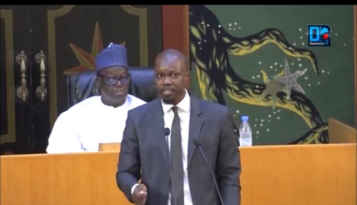 Cité Keur Gorgui : Ousmane Sonko refuse de prendre la convocation de la commission Ad hoc de l'assemblée nationale.
