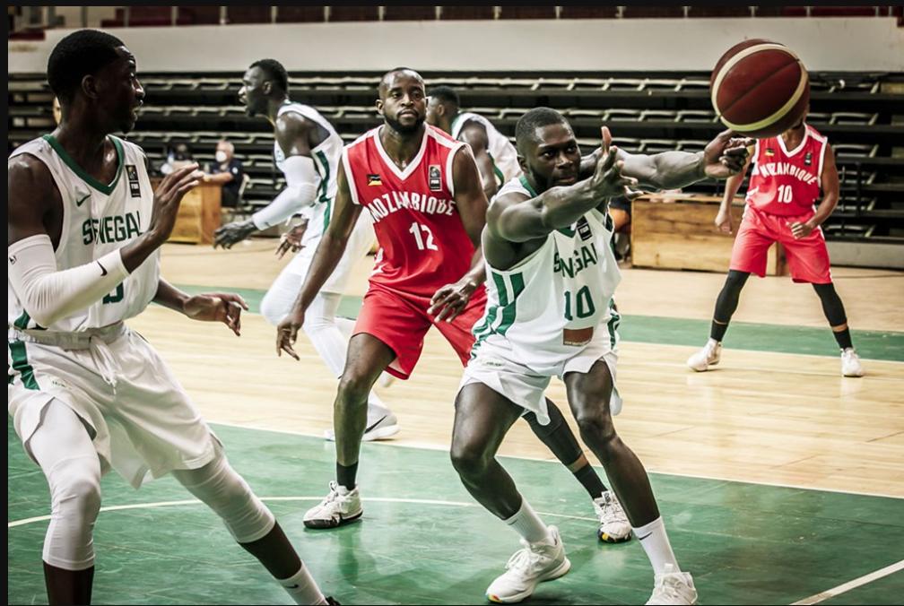 Tournoi qualificatif Afrobasket 2021 : Le Sénégal déroule contre le Mozambique explosé 84 à 43.