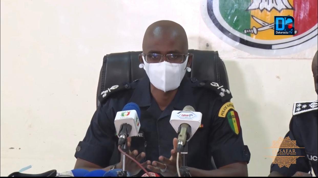 Supposés cas de torture de membres de la société civile : Les précisions de la police nationale