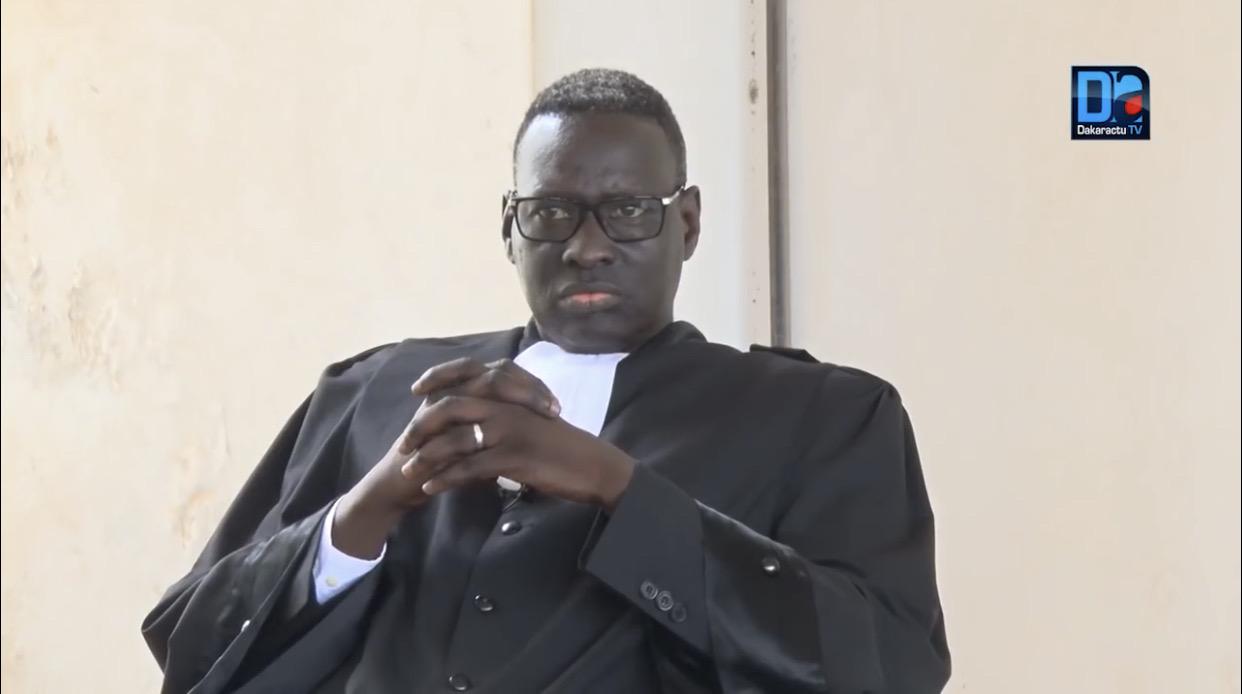 TROIS QUESTIONS À Me Abdou Dialy Kane, avocat de Adji Sarr : « Que Ousmane Sonko cesse de se comporter comme Ponce-Pilate, la thèse du complot est simplement indigeste »