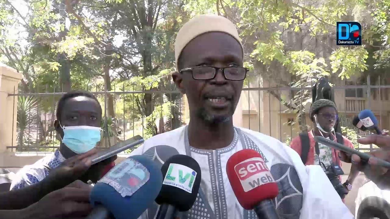Réunion de la commission ad hoc : Le président du groupe parlementaire « Liberté et Démocratie » désavoue les démissionnaires de l'opposition.