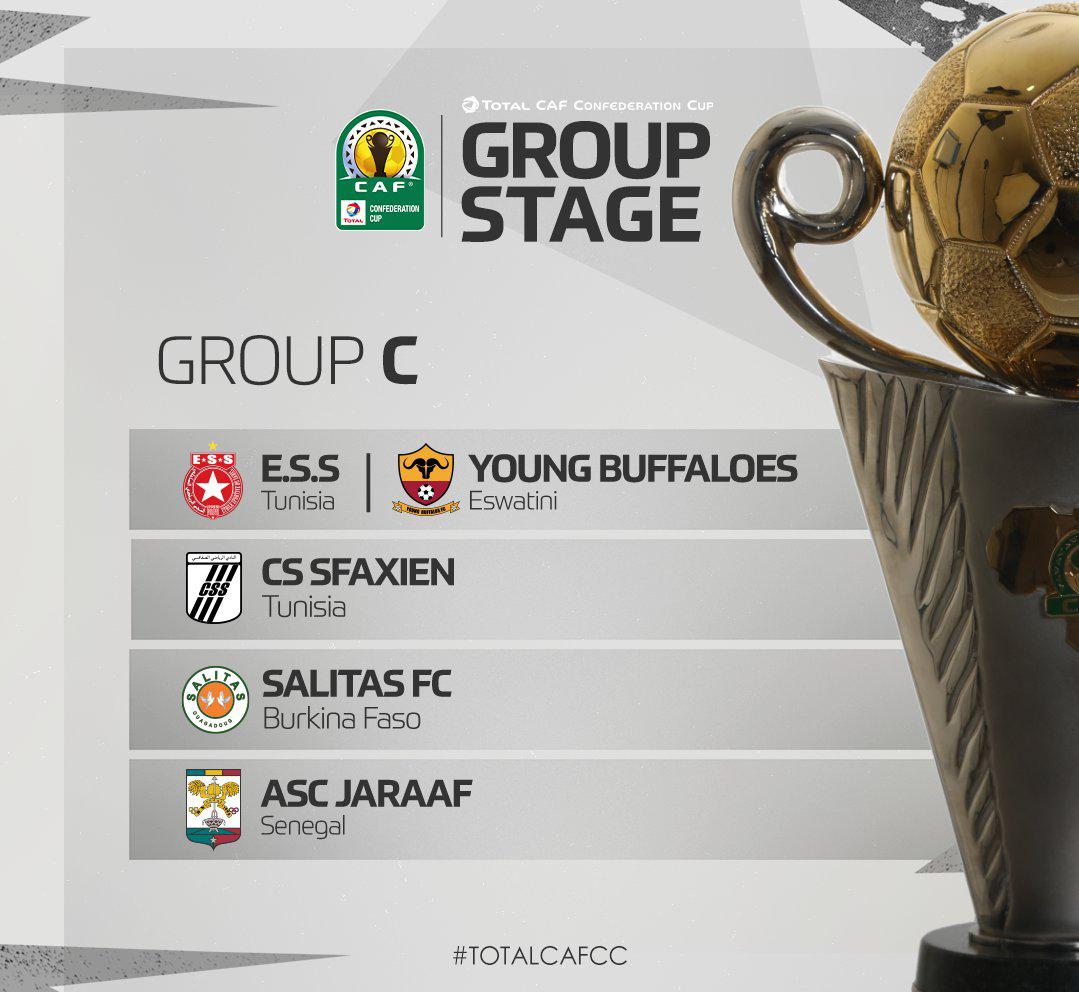 Coupe CAF : Voici les adversaires du Jaraaf pour la phase de poules...
