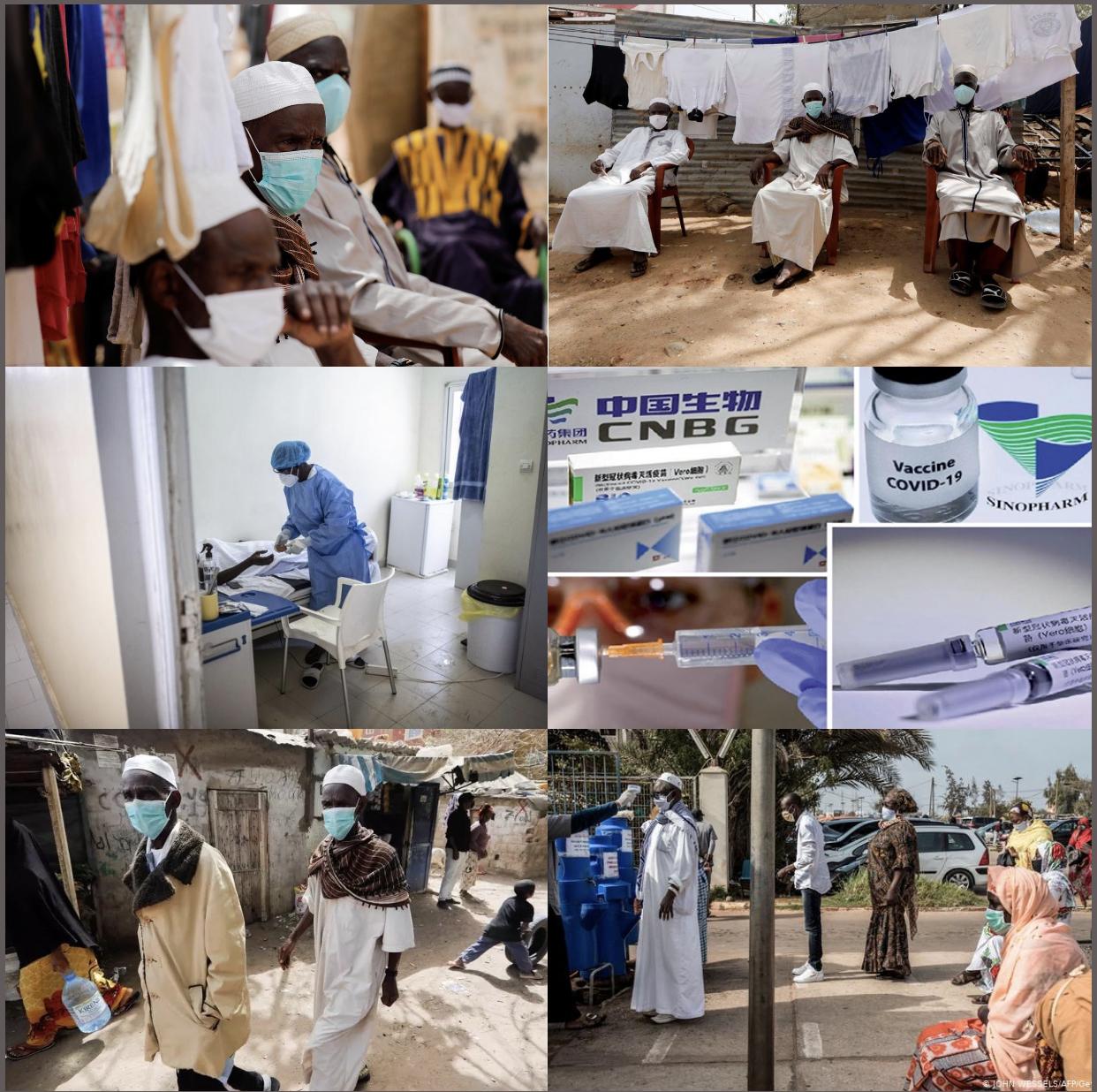 Coronavirus au Sénégal : Pourquoi vacciner en priorité le personnel de santé et les 60 ans et plus avec des comorbidités ?
