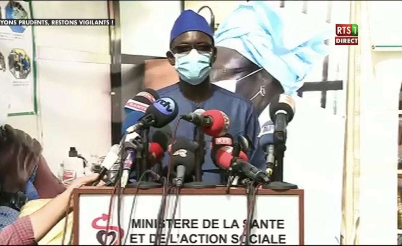 SÉNÉGAL : 143 nouveaux cas testés positifs au coronavirus, 266 nouveaux guéris, 18 nouveaux décès et 52 cas graves en réanimation.