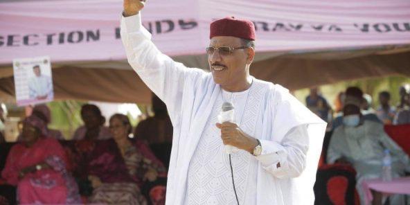 Niger : le candidat du pouvoir, Mohamed Bazoum, remporte la présidentielle.