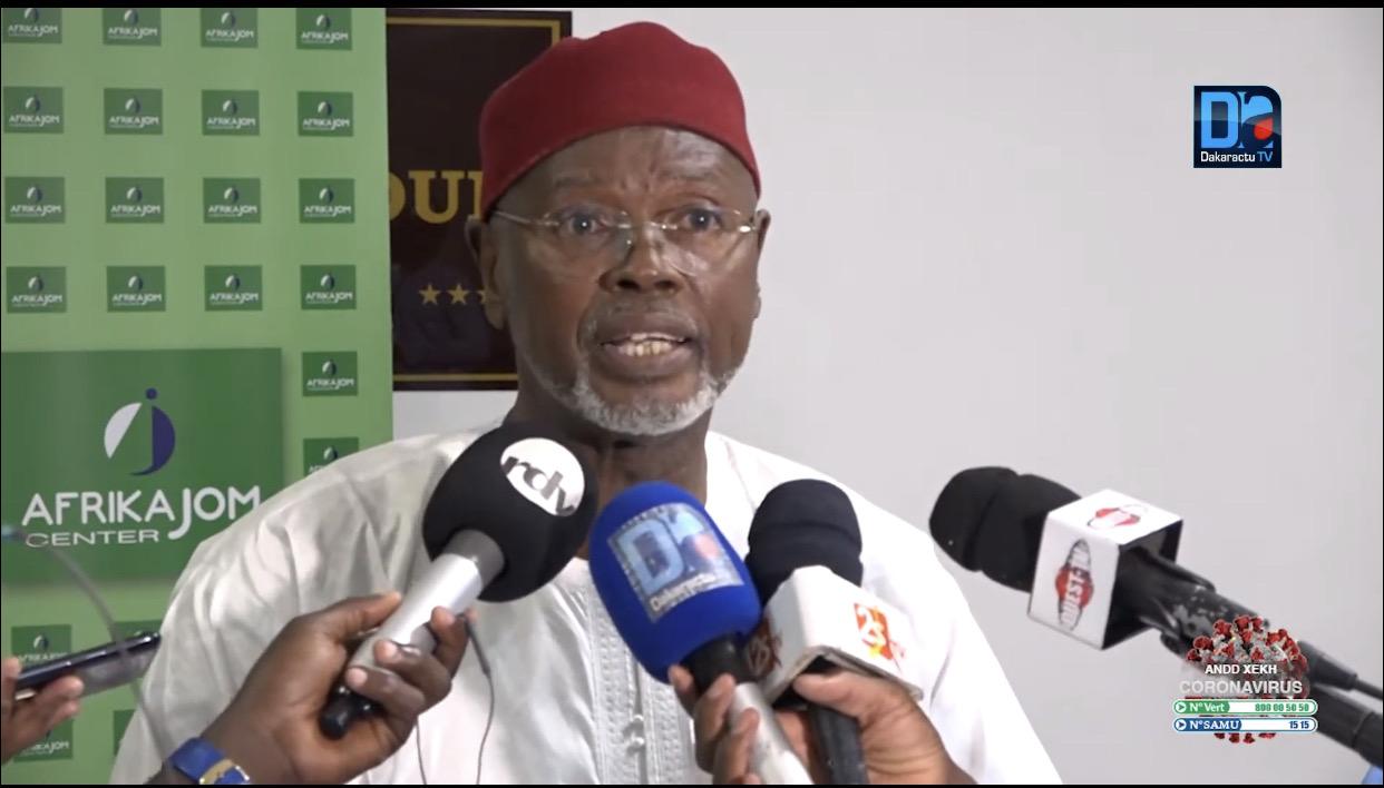 Tension Politique et sociale : Alioune Tine et l'Africajom Center mettent en garde les acteurs politiques sur les risques de violence qui pourraient conduire le pays vers l'impasse.