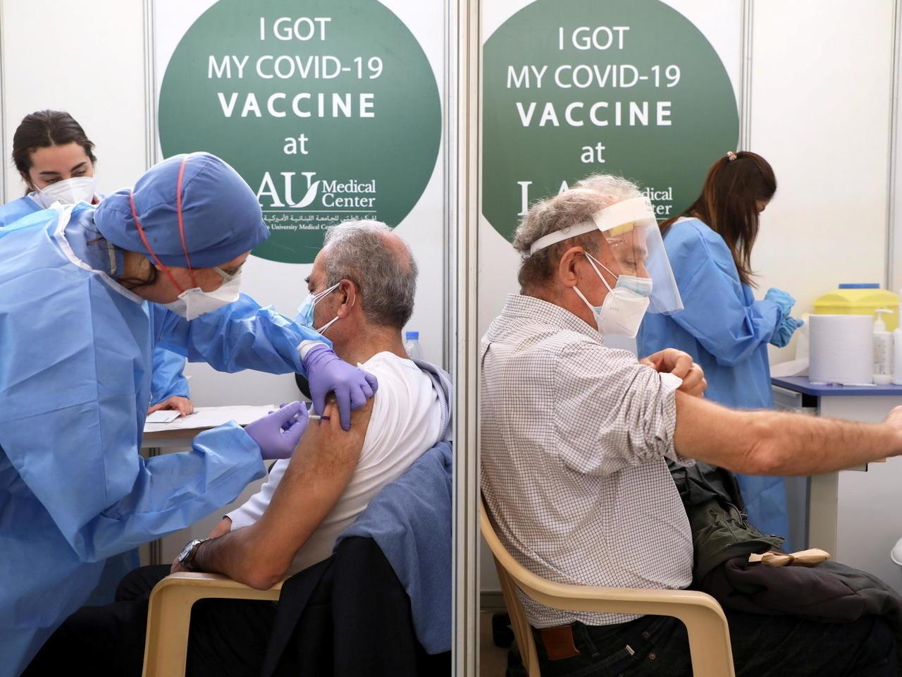 Liban : « Violation » des conditions de vaccination, la Banque mondiale menace de suspendre son financement.