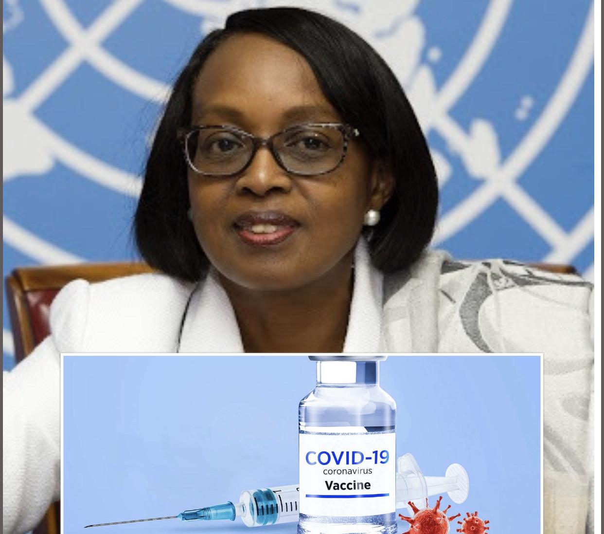 Covid-19 : L'Oms appelle à des actions immédiates et à la poursuite des vaccinations.