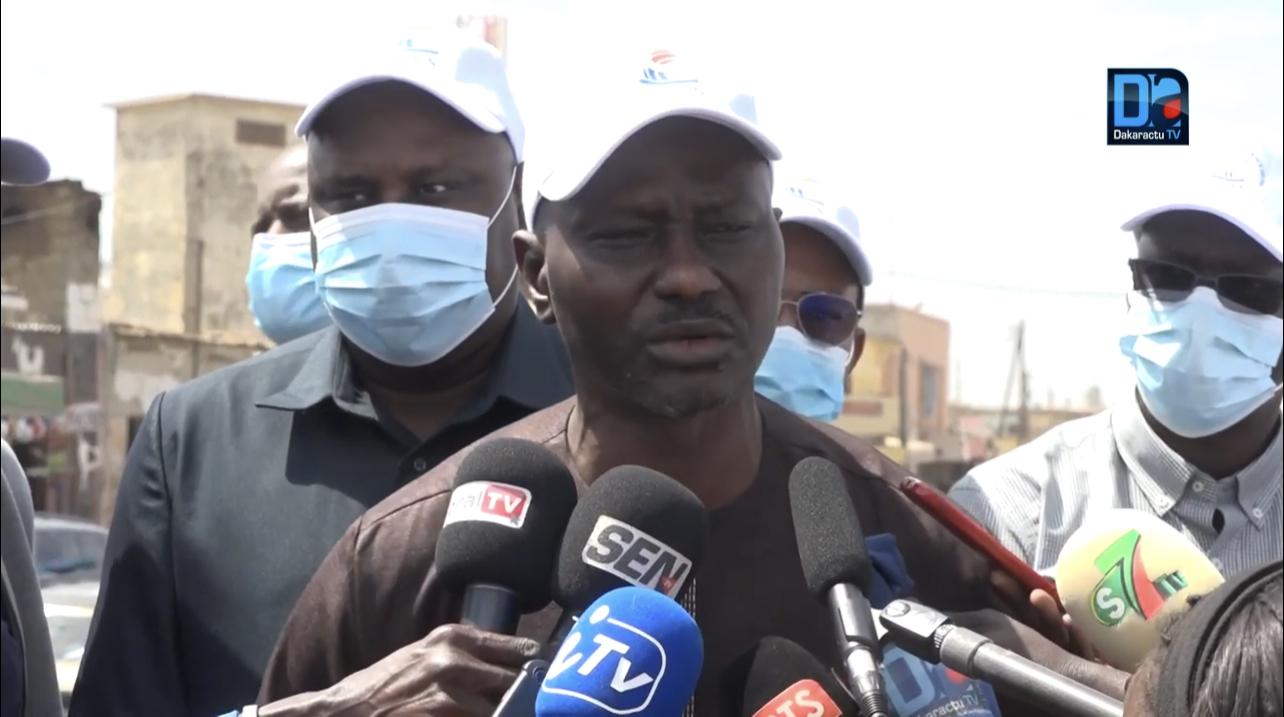 ONAS : le DG Dr Ababacar MBAYE dans villes de Tambacounda, Kaffrine, Kaolack et Fatick la semaine prochaine