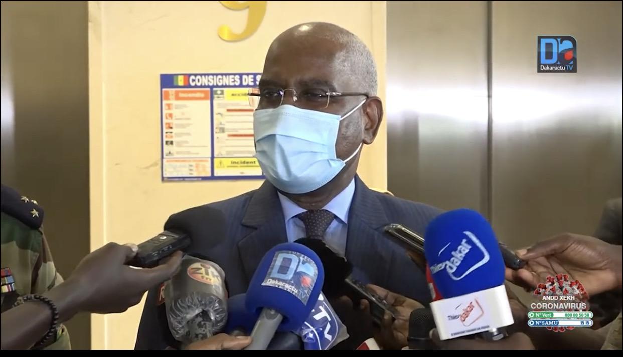 Me Malick Sall aux parlemanires sur le cas Sonko : «Cette affaire n'a pas fait plaisir au chef de l'État, c'est moi qui l'ai informé...»