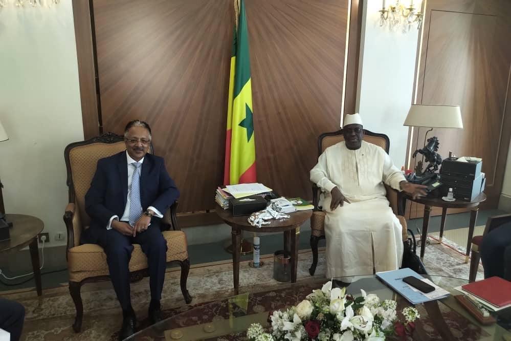 Expresso Sénégal obtient la licence d'exploitation pour le réseau 4G.
